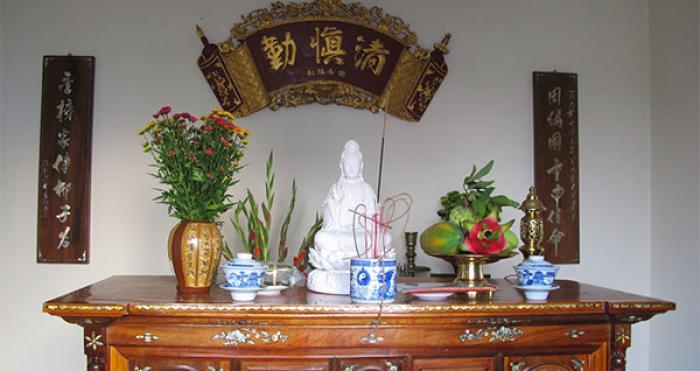 35+ mẫu bàn thờ gia tiên đẹp, đơn giản và hiện đại   96533103