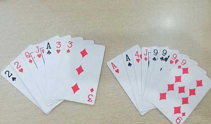 Hướng dẫn cách chơi đánh bài tiến lên đếm lá 277183528