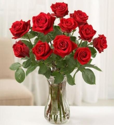 Cách cắm hoa hồng để bàn thờ ngày tết thu nhiều tài lộc 1573031478
