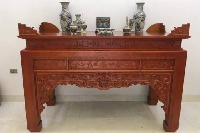 Khám phá top 30+ mẫu bàn thờ gỗ muồng hiện nay 524907367