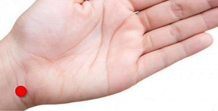 Nốt ruồi ở cổ tay trái mang ý nghĩa gì? 1047585411