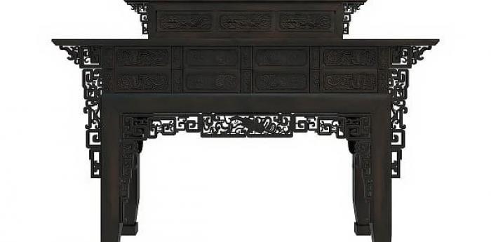 Mách bạn cách chọn kích thước bàn thờ chuẩn phong thủy 1732580740