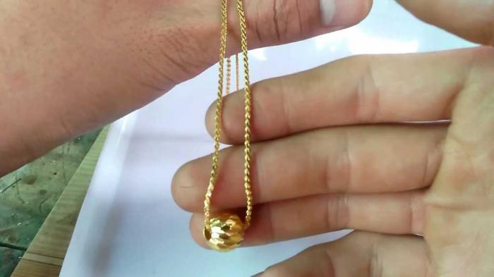 Giải mã giấc mơ thấy dây chuyền vàng chi tiết nhất 1110924253
