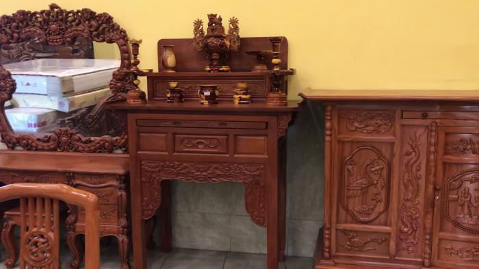 Khám phá 35+ mẫu bàn thờ đẹp hiện đại nhất  1510566470