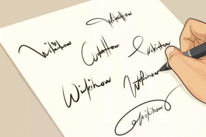 Chữ ký phong thủy để mang lại tài lộc, vận may 1388930031