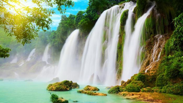 Giải mã giấc mơ: Mơ thấy nước chảy báo hiệu điều gì? 1416673042