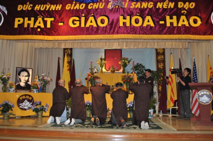 Phật giáo Hòa Hảo là gì? Bàn thờ phật giáo hòa hảo có những gì? 859913728
