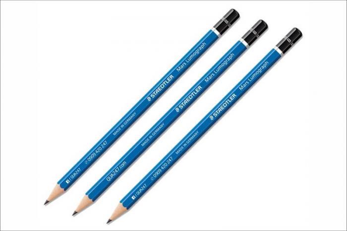 Nằm mơ thấy bút chì đánh con gì thắng lớn? 1297642801