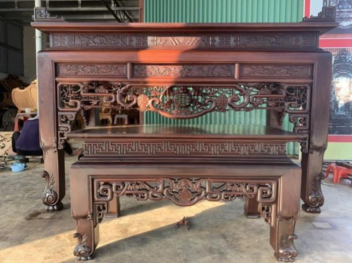 35+ mẫu bàn thờ gỗ đẹp hợp mệnh gia chủ 1247951840