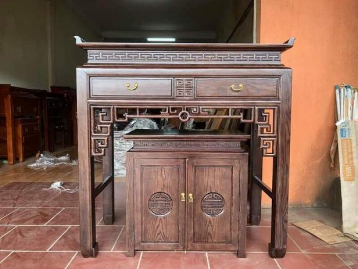 35+ mẫu bàn thờ hiện đại chuẩn phong thủy  494558917