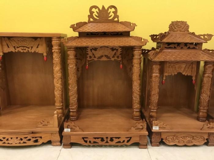 35+ mẫu bàn thờ ông địa đơn giản và chất lượng 410436549