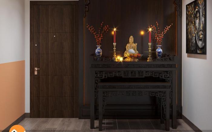 35+ mẫu bàn thờ phật đẹp, rẻ và trang nhã 89265082
