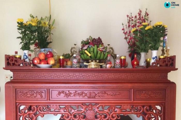 Bàn thờ ngày tết gồm những gì để rước Tài Lộc vào nhà 2056003640