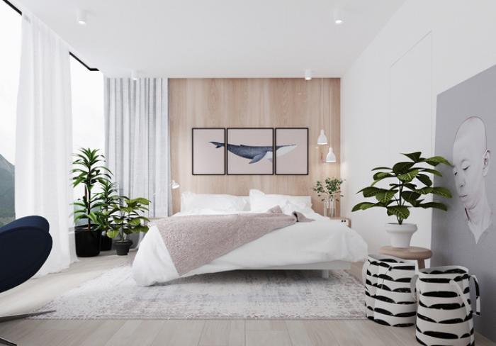 Nguyên tắc kê giường ngủ theo phong thủy đúng cách 1104869578