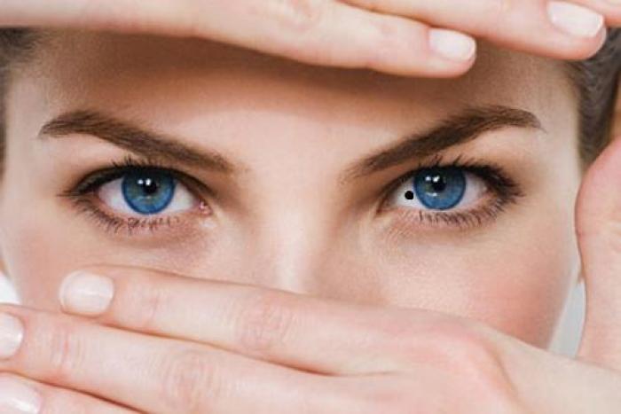 Ý nghĩa nốt ruồi trong mắt trái 313056738