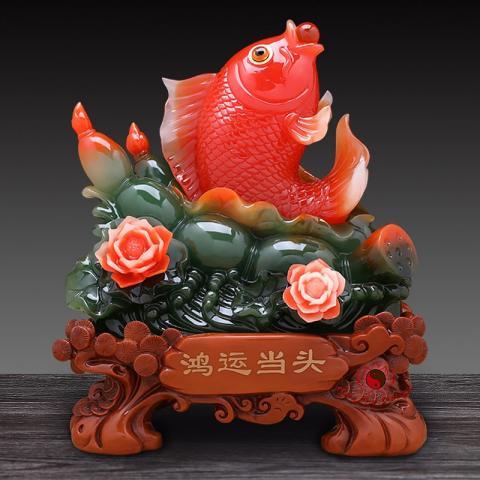 Ý nghĩa và cách đặt biểu tượng cá chép phong thủy 1568597924